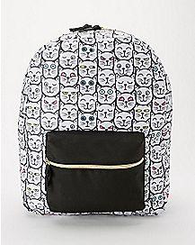 Nylon Cats Backpack