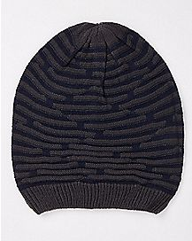 8128a5c5bb0 Textured Slouchy Beanie Hat