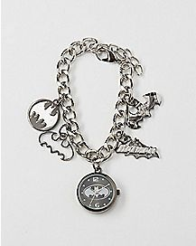 Batman Charm Watch Bracelet - DC Comics