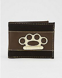 Brass Knuckle Assassin's Creed Bifold Wallet