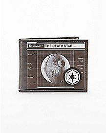 Star Wars Death Star Bifold Wallet