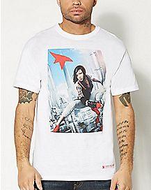 Mirrors Edge T shirt