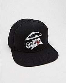 Family First Shredder Snapback Hat - TMNT
