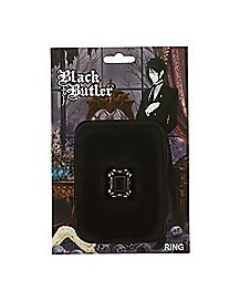 Black Butler Heirloom Ring