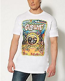 4:20 By Sublime Sun Under The Sea T shirt