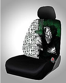 Joker Car Seat Cover - DC Comics