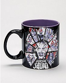 Shatter Joker Suicide Squad Coffee Mug  20 oz. - DC Comics