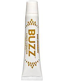 Buzz Liquid Vibrator Intimate Arousal Gel