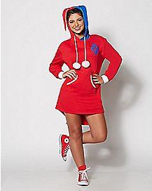 Bunny Harley Quinn Dress