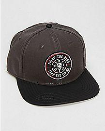 Arrow The Walking Dead Snapback Hat