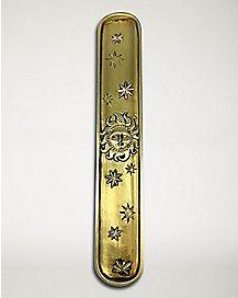 Gold Sun Incense Burner