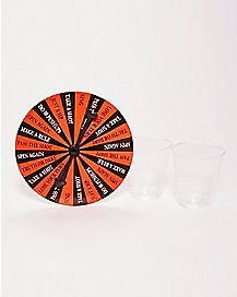 Spinner Shot Drinking Game