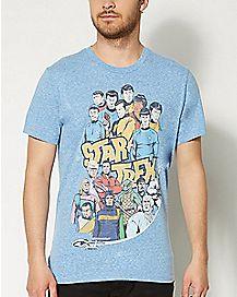 Group Star Trek T Shirt