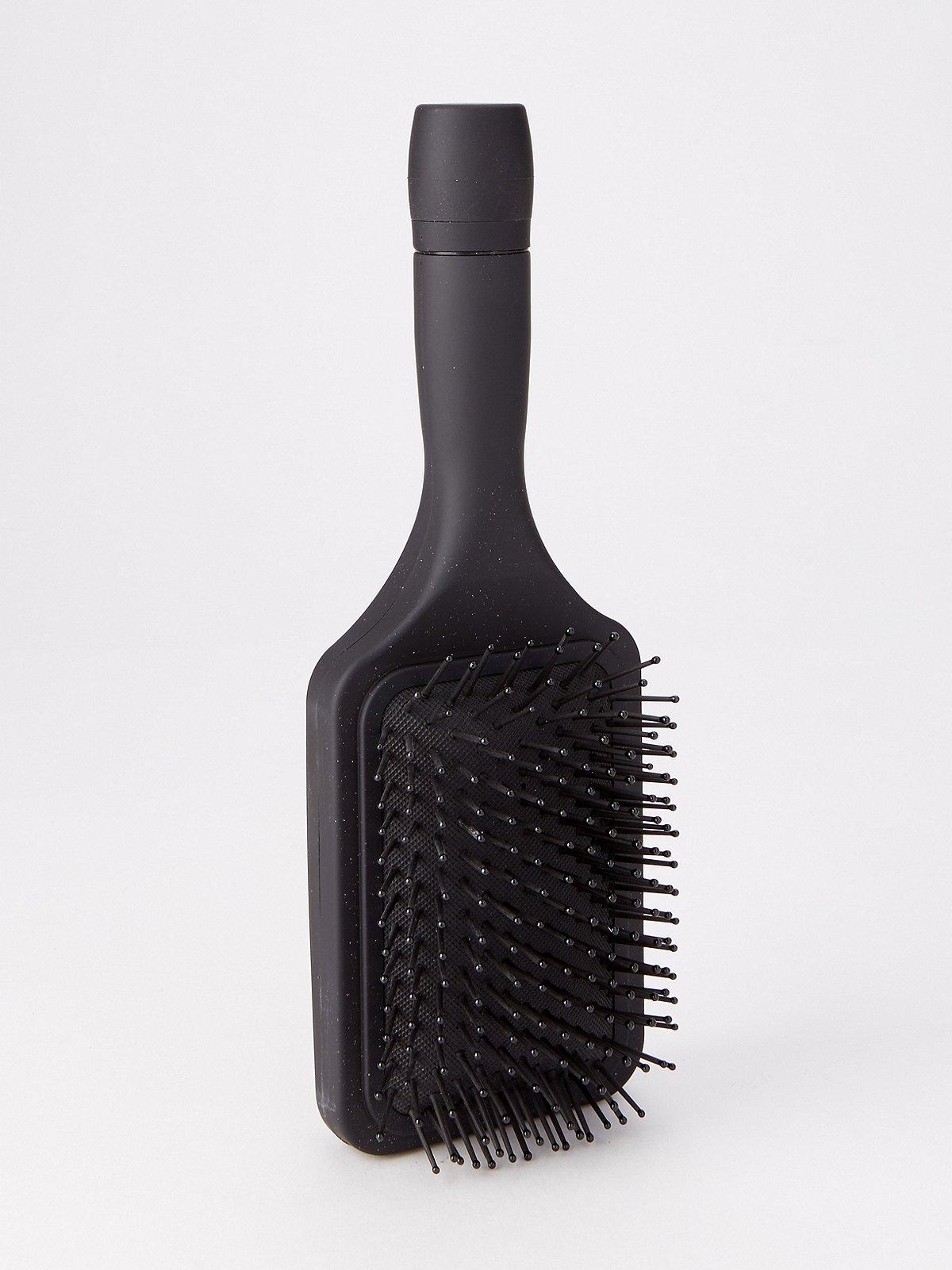 hair brush hidden discreet flask hairbrush