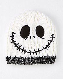 Jack Skellington Beanie Hat - The Nightmare Before Christmas