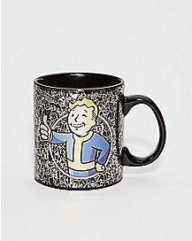 Vault Boy Coffee Mug 20 oz. - Fallout