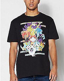 Character Yo-kai Watch T shirt