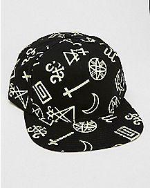 Symbols American Horror Story Snapback Hat
