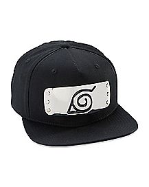 Woven Naruto Snapback Hat