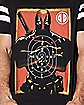 Target Deadpool Marvel Hockey T Shirt