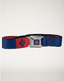 Harley Quinn Suicide Squad Seatbelt Belt - DC Comics