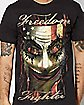 Mask Freedom Fighter T shirt