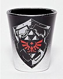 Shadow Link Shot Glass 1.5 oz.  - The Legend Of Zelda