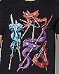 TMNT Mask T shirt
