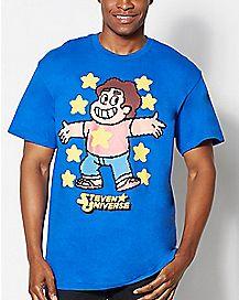Pixelated Steven Universe T Shirt