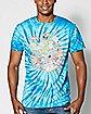 Tie Dye Nickelodeon T shirt