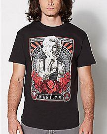 Viva Marilyn Monroe T Shirt