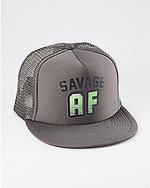 Savage AF Trucker Hat
