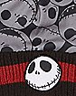 Jack Nightmare Before Christmas Pom Beanie Hat