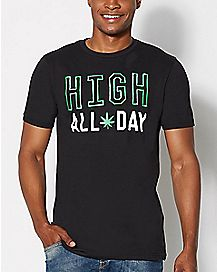 High All Day T Shirt