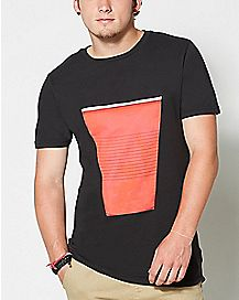Red Solo Cup Pocket T Shirt