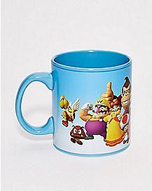 Molded Inside Super Mario Coffee Mug - 20 oz.