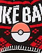 Pokeball Pokemon Pom Laplander Hat