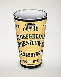 Ouija Board Pint Glass 16 oz. - Hasbro