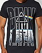 Prism Moon Pink Floyd T shirt