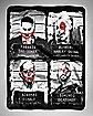 Mugshot Suicide Squad Fleece Blanket - DC Comics