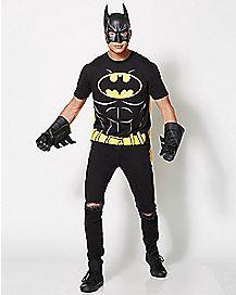 Batman Caped T Shirt - DC Comics
