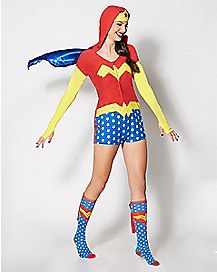 Wonder Woman Romper - DC Comics