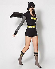 Batman Logo Shield Romper - DC Comics