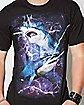 Laser Sharks T Shirt