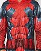 Deadpool Adult Hooded Pajama Costume - Marvel Comics