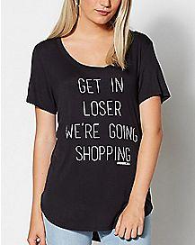 Mean Girls We're Going Shopping T Shirt