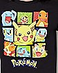 Character Pokemon T Shirt