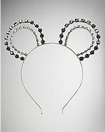 Gem Mouse Ears Headband