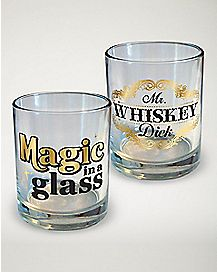 Whiskey Glasses - 2 Pack