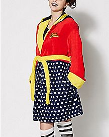 Wonder Woman Robe - DC Comics